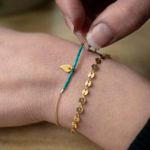 Bracelets Pampilles